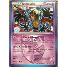 carte Pokémon Tutankafer 100 PV 57/116 GLACIATION PLASMA NEUF FR - Jeu de cartes