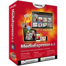 Cyberlink MediaEspresso 6.5 - DVD-ROM