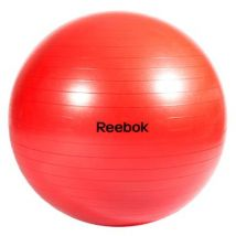 Balle de gym 65 cm Reebok rouge homme - Yoga et pilates