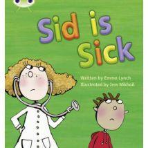Sid is Sick (Phonics Bug) - [Version Originale] - poche