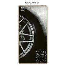 Coque Sony Xpéria M5 Furious car - Etui pour téléphone mobile