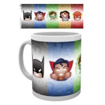Tasse de ceramique DC Comics Emoji Justice League