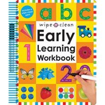 Wipe Clean Early Learning Work Book - [Version Originale] - poche
