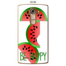 Coque LG G4 Pastèque 3 Be Happy - Etui pour téléphone mobile