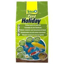 Tetra - Aliment Pond Holiday en Bloc de 14J pour Poissons de Bassin - 98g - Nourriture