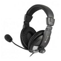 Auriculares Ngs Con Microfono Msx9 Pro Negro - poche