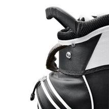 Longridge sac chariot eze kaddy imperméable noir blanc 22,9 cm - Sacs et housses de sport