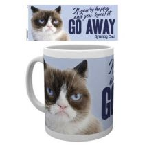GB eye LTD, Grumpy Cat, Go Away, Tasse