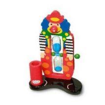 Sablier lave-dents «clown» - Accessoires de toilette