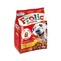 Croquettes semi-humides Frolic au poulet pour chiens adultes 4 kg - Nourriture pour chien