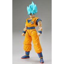 Dragon Ball Super Movie - Figure-rise Standard Son Goku Super Saiyan Blue - Maquette Model Kit - Autre moyen gadget