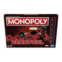Jeu de société Monopoly Deadpool Hasbro - Jeu de stratégie