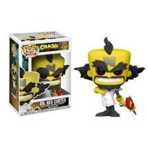 Figurine Funko Pop Crash Bandicoot Neo Cortex - Petite figurine