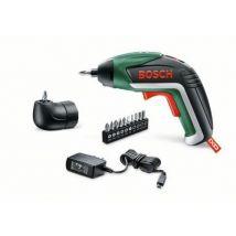 Visseuse sans fil Bosch IXO V Medium avec renvoi dangle 1 batterie 3,6 V 1,5 Ah 06039A8001 - Visseuse ou boulonneuse à choc