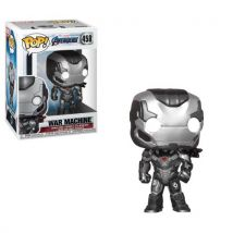 Figurine Funko Pop Avengers Endgame War Machine - Petite figurine