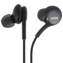Ecouteurs Samsung IG955 Noir Kit main libre + Télécommande - Cable anti nœud - Casques et Ecouteurs