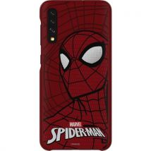 Coque Samsung Galaxy Friends Marvel Spider Man rouge pour Galaxy A50