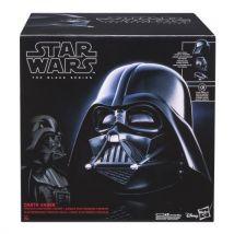 Casque électronique Star Wars Black Series Dark Vador - Accessoire de déguisement