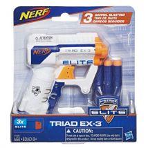 Pistolet Nerf Elite Triad - Autre jeu de plein air