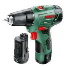 Perceuse Bosch Easydrill 12-2 2X2,5AH - Perceuse