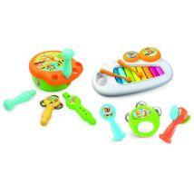 Coffret Musical Smoby Cotoons 5 instruments - Jeu d'éveil