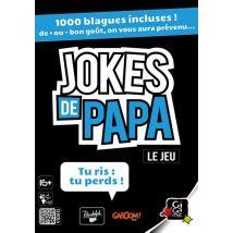 Jokes de papa - Jeu d'ambiance