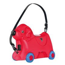 Valise chien Big Bobby Rouge - (donnée non spécifiée)