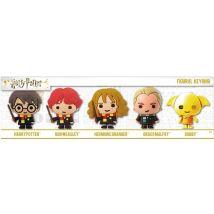 Coffret 5 Porte-clés Hangers Harry Potter 3D Dobby - Porte-clés