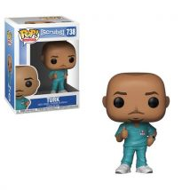Figurine Funko Pop TV Scrubs Turk - Petite figurine