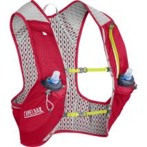 Gilet dhydratation Camelbak Nano 3 L Taille S Rouge pour gourde Quick Stow Flask - Running