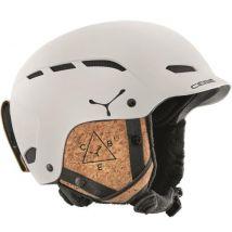 Casque de ski Cébé Matt 55-58 cm Blanc - Protection sport