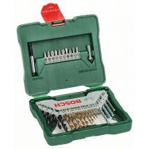 Coffret de mèches Titanium Bosch 2607019324 X-Line 30 Pièces - Coffret multi-outils