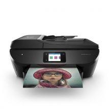 Imprimante HP Envy Photo 7830 Multifonction WiFi Noir Eligible à Instant Ink