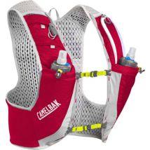 Gilet de portage Camelbak Ultra Pro 4,5 L Taille S Rouge avec réservoir dhydratation 500 ml - Running