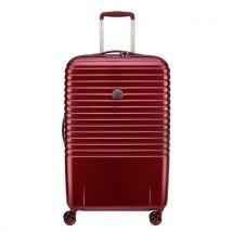 Valise à 4 roues Delsey Caumartin Plus Taille L 70 cm Bordeaux - Valise