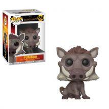 Figurine Funko Pop Disney Le Roi lion Live Action Pumbaa - Petite figurine