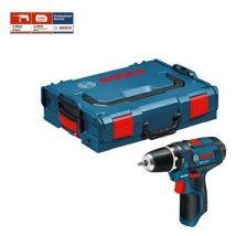 BOSCH GSR 12V-15 (Outil Seule + L-Boxx 102) - Packs machines outils