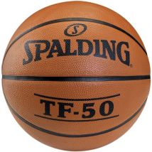 Ballon de basket Spalding TF 50 Outdoor Taille 3 Marron - Ballon