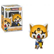 Figurine Funko Pop Aggretsuko Retsuko With Chainsaw - Petite figurine