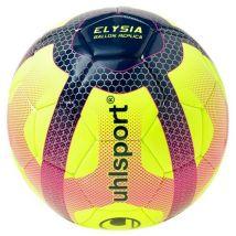 Ballon de football Uhlsport Elysia Replica Jaune et Bleu - Ballon