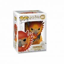 Figurine Funko Pop Harry Potter S7 Fawkes - Petite figurine