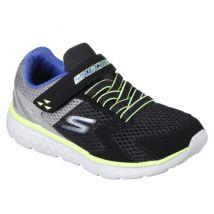 Chaussures Enfant Skechers GoRun 400 Noires et Grises Taille 28 - Chaussures ou chaussons de sport