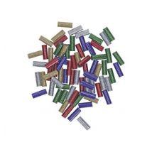 Bâtonnets de colle Bosch Gluey 70 pièces Pailleté - Colle, produit de fixation