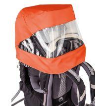 Toit pare-soleil et parapluie pour porte-bébé Shuttle Vaude Orange - Sac ou housse de sport