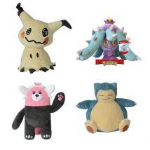 Peluche Pokémon 30 cm Modèle aléatoire - Personnage en peluche