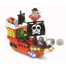 Playset Tut Tut Copains Super bateau pirate 2 en 1 Vtech - Jouet multimédia