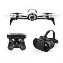 Pack FPV Drone Parrot Bebop 2 avec Skycontroller 2 et Cockpitglasses - Drone photo vidéo