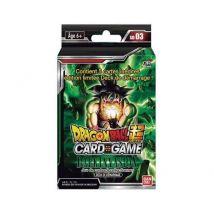 Deck de démarrage Dragon Ball Super Dark Invasion Bandai - Jeu de cartes