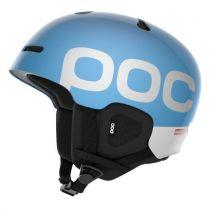 Casque POC Auric Cut Backcountry Spin Bleu Taille M/L - Accessoire de sports d'hiver