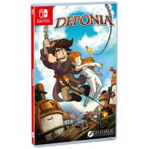 Deponia Nintendo Switch - Nintendo Switch